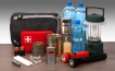 A hurricane survival kit is a good thing to assemble well before a storm strikes