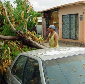 Tropical cyclones are the leading cause of home damage on the Baja peninsula